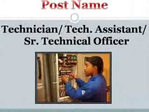 NIO Goa Careers Recruitment 2015-16 (Job Vacancies For Technicians) Advt