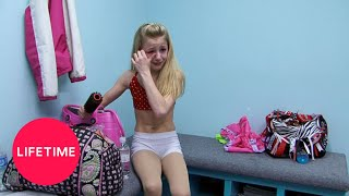 Dance Moms: Chloe Cries Over Her Hair (Season 1 Flashback) | Lifetime