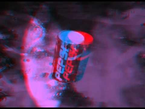 3D Стерео видео ролик смотреть в 3D очках - YouTube
