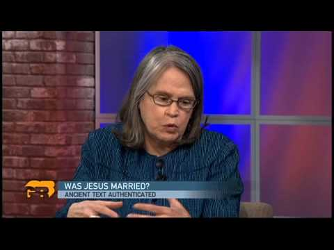 Greater Boston Video: Harvard Scholar Researching Ancient Reference To Jesus's Wife