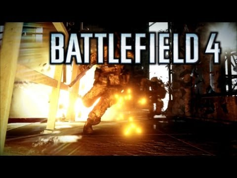 Battlefield 4 - Rock & Rojo (gameplay, omwienie)