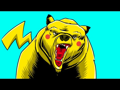 BEAR POKEMON (H1Z1 Online Multiplayer)