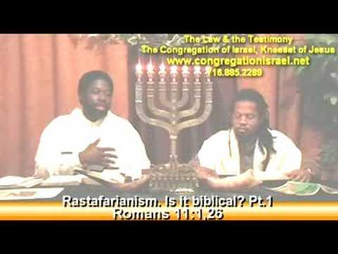 Is Rastafarianism biblical? NO! Pt.1 #3 Video