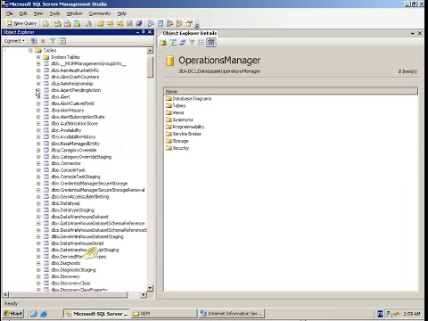 Microsft Desktop Optimization Pack - Phase 2 - Operations Manager 2007 Reporting