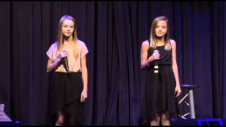 """""""When You Believe""""- Brooklyn Elbert and Kassidy King (2013) """"The Calico Hearts"""""""