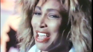 Watch Tina Turner Overnight Sensation video