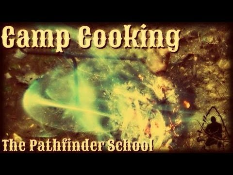 Deer Heart and Pepper Gravy Camp Cooking