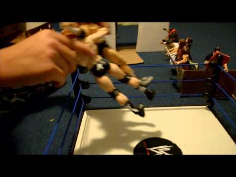 Shamus vs Cody Rhodes