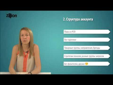 Аудит рекламной кампании в Яндекс.Директ