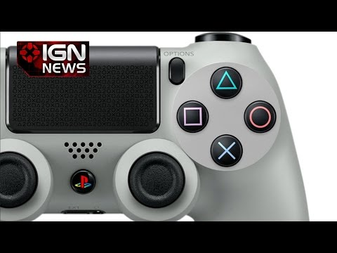 Sony Offering You the Chance to Buy 20th Anniversary PS4s - IGN News