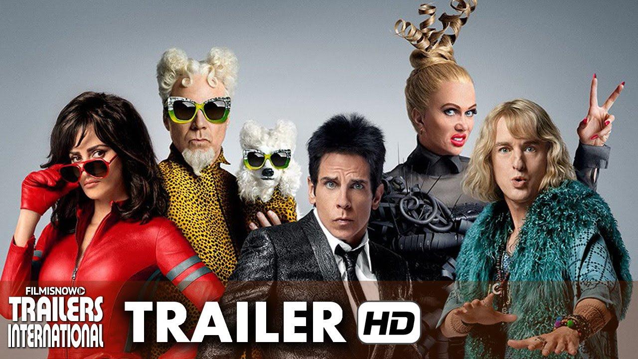ZOOLANDER 2 Trailer Oficial dublado (2016) - Ben Stiller [HD]