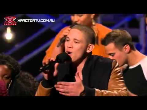 You Give Me Something - Super Bootcamp - The X Factor 2012 .