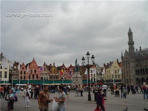 Belgica Plaza Mayor Plaza Mayor Con el Palacio
