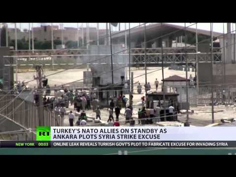 Standby NATO: Turkey plots justification to Syria strike