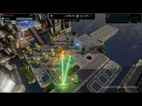 Defense Grid 2 Gameplay (PC HD)