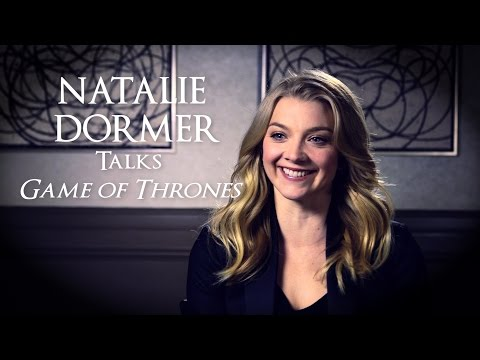 Natalie Dormer:  Who is the best written Game of Thrones character?