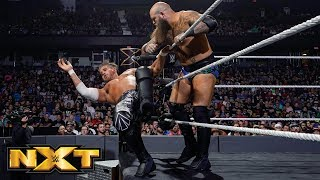 War Raiders vs. The Mighty: WWE NXT, June 20, 2018