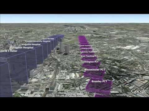London Strategic Health Authority - greenhouse gas emissions