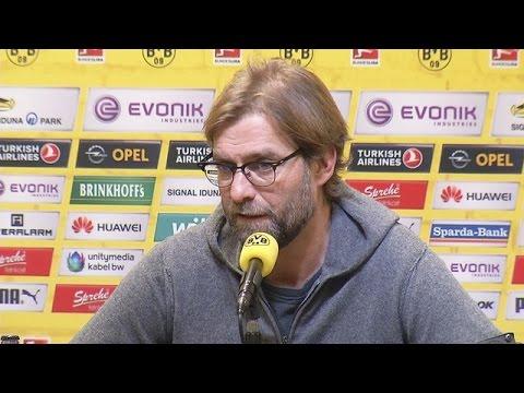 Pressekonferenz: Jürgen Klopp vor dem Heimspiel gegen die TSG Hoffenheim | BVB