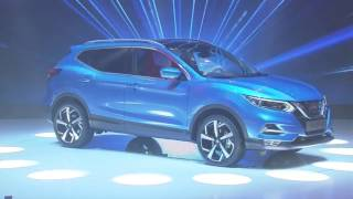 Download Nissan unveils new Qashqai at the Geneva International Motor Show 2017 3Gp Mp4