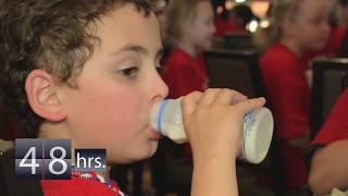 Milk's Journey: 48 Hours in 48 Seconds