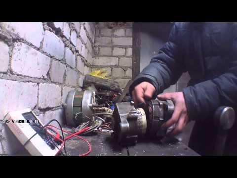 Генератор для электростанции своими руками 273