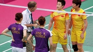 Olympic Badminton Scandal