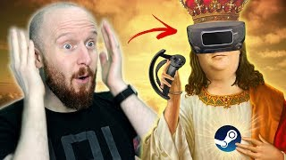 Valve Virtual Reality Headset Leaked!