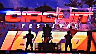 Show Matinée Klubberdome Circuit Festival Barcelona 2015