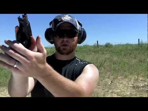 Kel Tec PF9 9mm Handgun Review