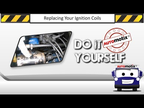 How To Change 2007 Chevy Trailblazer Ignition Coil on 1999 Chevy Tahoe Wiring Diagram