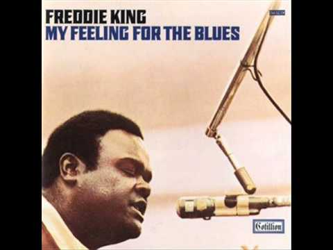Freddie King - I Wonder Why - Atlantic Blues