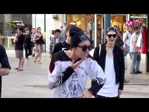 [THAISUB] [BTS American Hustle Life] Unpublished Video - J-Hope VS Street Dancer (No Cut)