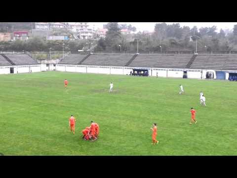 Alpendorada vs Sobrosa (2-0) Golo de Xavier