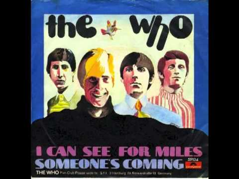 The Who I Can See For Miles