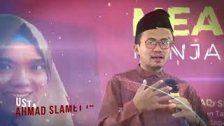 Roadshow Ust. Slamet dan Ustazah Nabila bersama PPPA Daqu Makassar