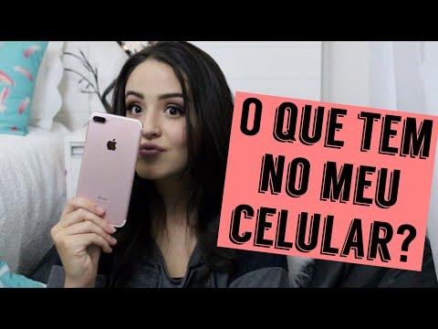 REVELANDO MEUS APPS - Iphone 7 Plus