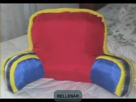 Almohad n de youtube - Cojin para leer en la cama ikea ...