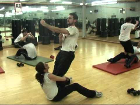 Wing Tsun Training Session - First Part Image 1