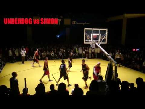 2016/1/6 SOMECITY TOKYO UNDERDOG vs SIMON