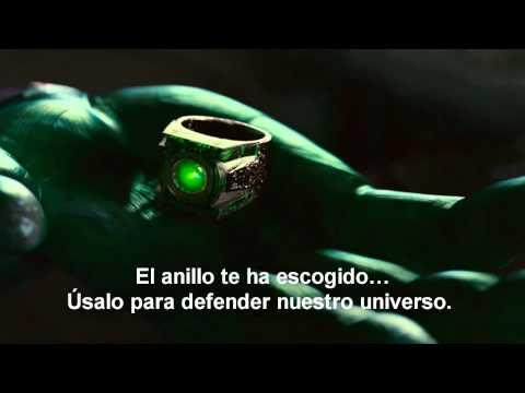 Nuevo trailer de la película de Linterna Verde