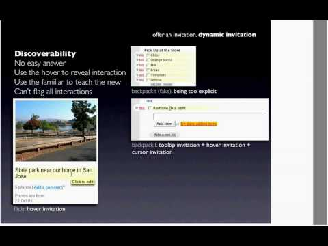 0 OReilly Webcast: Designing Web Interfaces