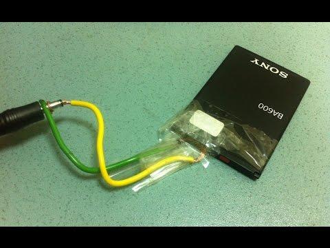 Запускаем Sony Xperia после полной разрядки (разгоняем аккумулятор)