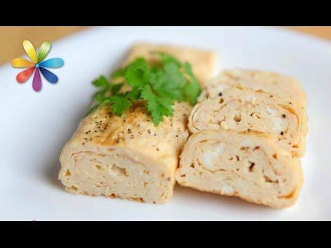 Удивите родных завтраком. Приготовьте японский омлет! – Все буде добре. Выпуск 713 от 30.11.15