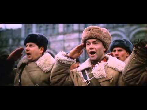 Культовый фильм Битва за Москву 1985г