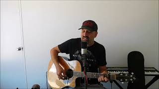 "Steemit Open Mic Week 91 - (cover) Wayne Hancock's ""Thunderstorms And Neon Signs"""