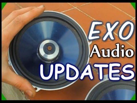 Exo Updates: Van Sold & New Subwoofer - 3 18's & Counting | Soundstream Xxx 18 W  Psi Recones video