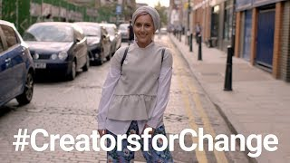 YouTube Creators for Change: Dina Tokio