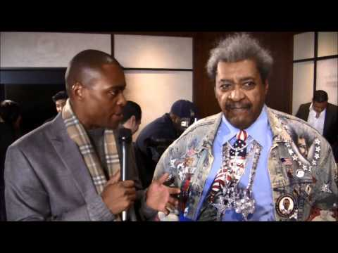 DON KING on MIKE TYSON, MUHAMMAD ALI & GEORGE FOREMAN