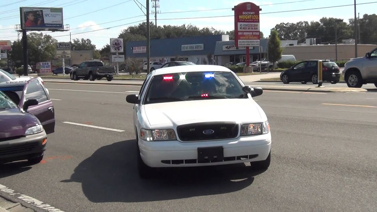 Unmarked Police Car Driving Right To My Camera Youtube